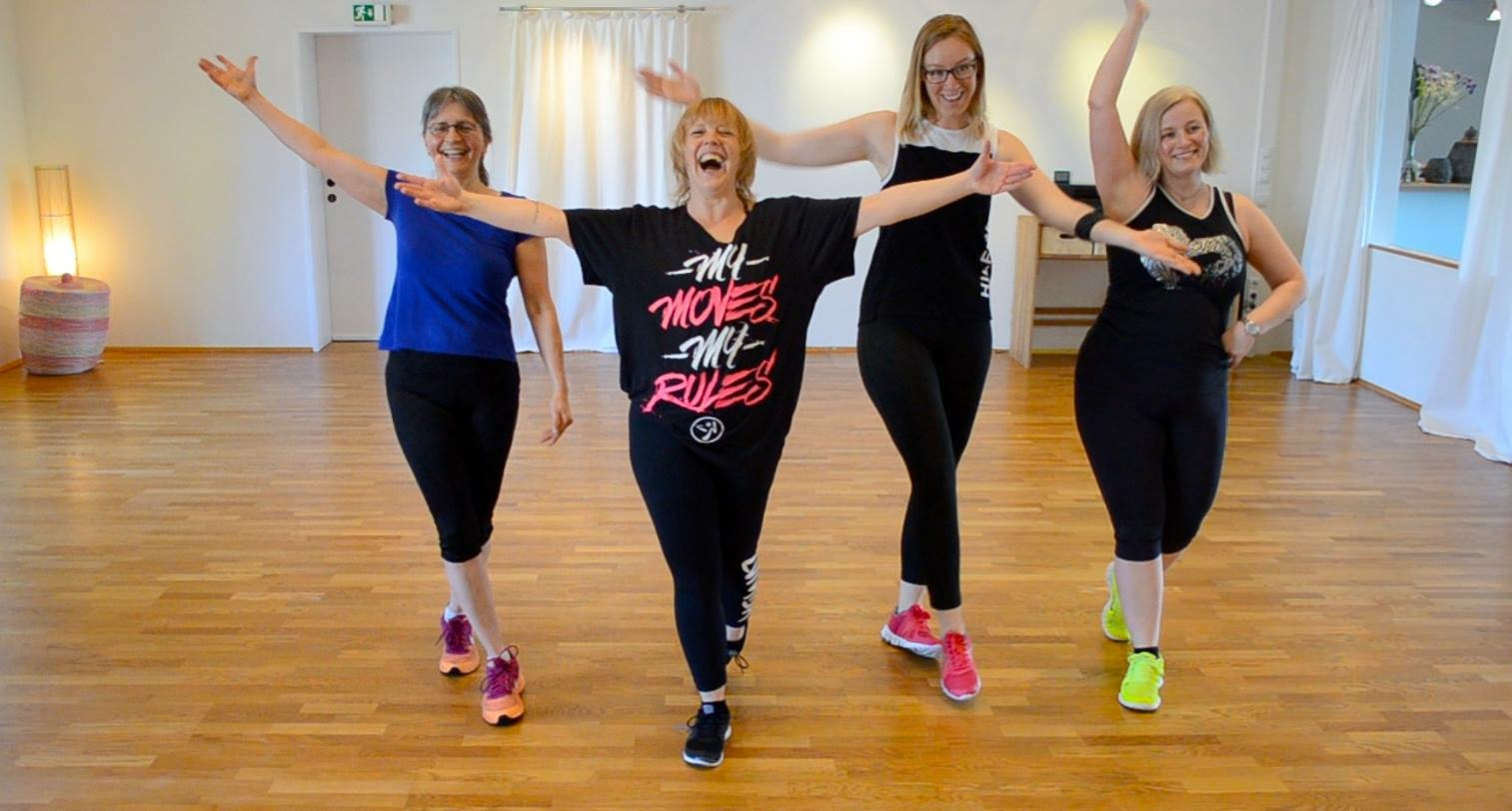 Das Tanzparty Workout, WE LOVE DANCE, The 80s Dance-Party,